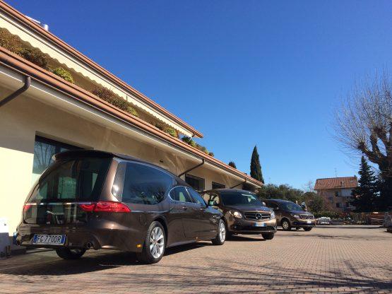 Automobile onoranze funebri Savignano