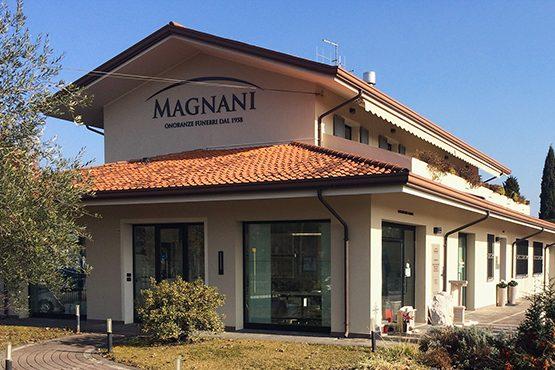 Magnani sede Savignano